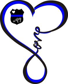 Love infinity wifey police blue lives matter police Wife life police lives matter police family SVG - Wify Shirt - Ideas of Wify Shirt - Police Wife Tattoo, Police Wife Life, Police Family, Police Girlfriend, Girlfriend Tattoos, Law Enforcement Wife, Police Quotes, Police Love, Freundin Tattoos