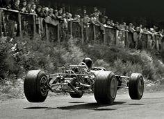 1969 - German GP - Lotus Ford - Jim Clark