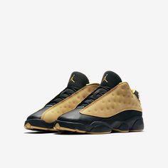 Air Jordan 13 Retro Low - Black/Chutney Air Jordan 13 Low, Sports Apparel, Chutney, Big Kids, Sport Outfits, Air Jordans, High Top Sneakers, Kicks, Footwear
