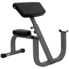 XMark  Seated Preacher Curl Weight Bench XM7612 *** Continue to the product at the image link.