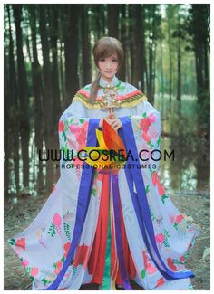 Costume Detail Kamisama Kiss Nanami Kagura Dance Cosplay Costume Includes - Kimono Set This costume have complex details and custom fabric and will require extended production time. Please check with