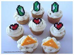 Legend of Zelda Cupcake Toppers