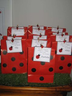 Ladybug Garden Afternoon Tea Birthday Party Ideas   Photo 2 of 32   Catch My Party