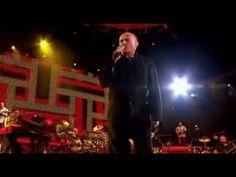 Phil Collins - En Concert à (Paris 2004) bonne écoute ! yves Lelégard vous la souhaite ...... - YouTube