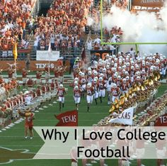 10 More Reasons to Love College Football