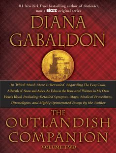 The Outlandish Companion Volume Two by  Diana Gabaldon OCTOBER 2015!!!