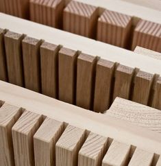 How to Design a Wood Slat Wall Wood Slat Wall, Wood Slats, Wood Doors, Wood Paneling, Panelling, Door Design, House Design, Joinery Details, Timber Cladding