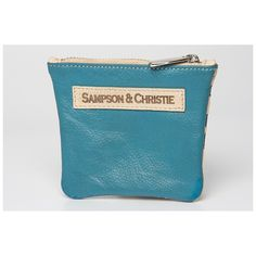 This exquisite British designed leather change purse is the ideal addition to store all your change in one place. Created using soft supple leather, and beautif