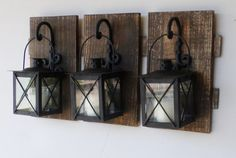 NEW...Rustic Country Farmhouse Wall Decor...3 by cottagehomedecor