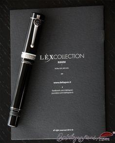 Delta Lex, la pluma estilográfica de los juristas.