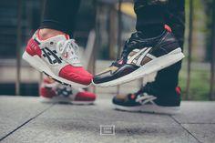 When a Koi meets a Medic – Asics-Dreamteam | Sneaker-Zimmer.de