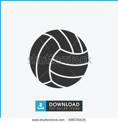 Volleyball Vector Stock Photos, Royalty-Free Images & Vectors ...