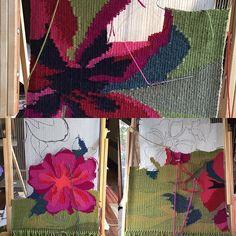 #tapestry #weave #weaving #fiber #fiberart #fiberforsale #tapestryweaving #wallhanging #walldecor #wallartforsale #yarn #brightcolors #fiberart #fiberwallhanging