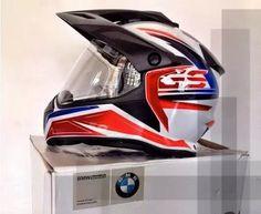 BMW GS Crash Helmet