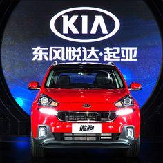기아자동차 가 세계 최초로 중국에 출시하는 매력적인 소형 SUV, KX3 을 공개합니다! KIA MOTORS releases SUV 'KX3' in China for the first time!