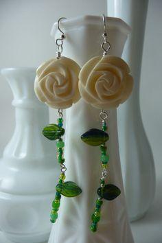 pretty posie earrings