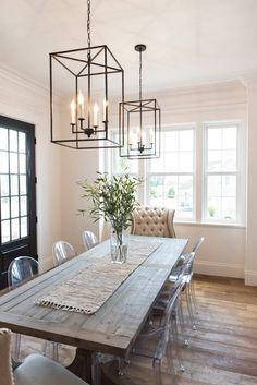 Dining Room Furniture Design, Interior Design Kitchen, Dining Room Table, Interior Design Living Room, Living Room Decor, Luxury Dining Room, Dining Room Inspiration, Design Inspiration, Design Ideas