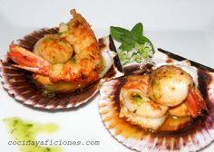 Google Image Result for http://cocinayaficiones.com/wp-content/uploads/2011/07/zamburi%25C3%25B1as-a-la-plancha-con-vinagreta-de-perejil.jpg