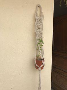 Pot Hanger, Kale, Macrame, Plants, Home Decor, Collard Greens, Decoration Home, Room Decor, Plant
