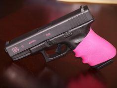 Glock .40 - Man's self-defense gun