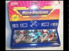 I had a ton of these micro-machines!