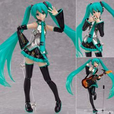 AmiAmi [Character & Hobby Shop] | figma - Miku Hatsune 2.0(Released)