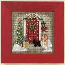 Risultati immagini per 123stitch christmas in the woods cross stitch  pattern