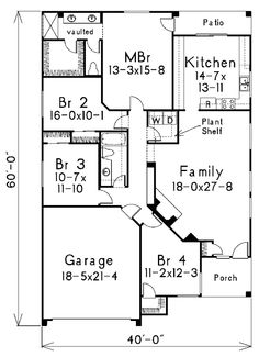 Home plans with icf house design plans for Icf building plans