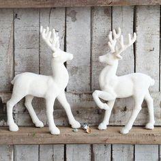 Prancer & Vixen Deer Figures yoga poses, stress, prancer, deer figur, restorative yoga, vixen deer, thing