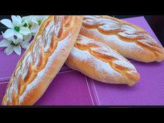 МУКА ВОДА И СОЛЬ .НИКТО НЕ ВЕРИТ ЧТО Я ГОТОВЛЮ ИХ ТАК ПРОСТО!!! - YouTube Bread Shaping, Bread Recipes, Youtube, Food, Breads, Brioche Bread, Bakery Business, Bread Baking, Essen