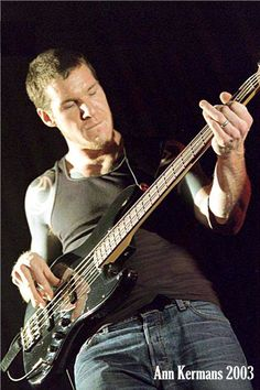 Tim Commerford of Rage Against The Machine, Audioslave, Future User and Wakrat…