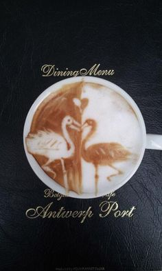 Swans Latte Art→follow← my board ♡ͦ* ¢σffєє σвѕєѕѕє∂ ♡ͦ* @ ★☆Danielle ✶ Beasy☆★