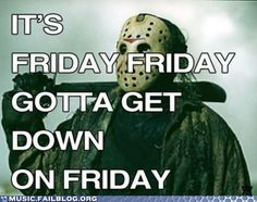 Unlucky music #FridayThe13th #music #funny Its Friday Quotes, Friday Humor, Videos Funny, Funny Memes, Jokes, Hilarious, Funny Quotes, Humor Videos, It's Funny