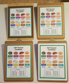 Clipboards to use while selling Girl Scout cookies door to door. – Girl Scout … Clipboards to use while selling Girl Scout cookies door to door. Scout Mom, Girl Scout Swap, Daisy Girl Scouts, Girl Scout Leader, Girl Scout Troop, Selling Girl Scout Cookies, Girl Scout Cookie Meme, Girl Scout Cookie Sales, Girl Scout Daisy Activities
