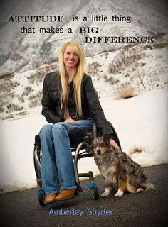 Love this girl!!! So inspiring...