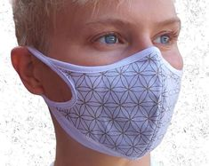 * Cotton Black mouth Mask anti dust mask Activated carbon filter Windproof Mouth-muffle bacteria proof Flu Face masks Care – TrustEdg is the Best buy & selling point for you! Sewing Patterns Free, Sewing Tutorials, Sewing Hacks, Sewing Crafts, Sewing Projects, Hat Patterns, Mouth Mask Fashion, Fashion Face Mask, Easy Face Masks