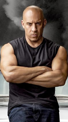Vin Diesel In Fast And Furious 9 Best Quality Android Mobile Wallpaper. Vin Diesel, Movie Fast And Furious, The Furious, Lucas Black, Hollywood Actor, Hollywood Stars, Celebrity Travel, Celebrity Photos, Paul Walker Fotos