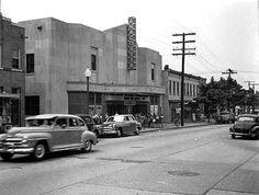 Wineland's Anacostia Theater (Architect: John Eberson. 896 seats) (1947-1967) (Steve Michaels)..