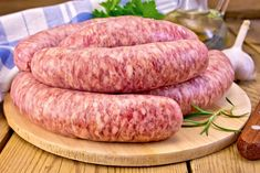 Manchester Sausage-Traditional