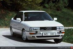 1986 1991 Audi 80 90 Quattro B3 Specifications Classic And ...