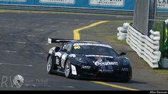 Allan Simonsen in the Ferrari 430 GT3 in his championship year for the Australian GT Championship - 2007.  Pictured at Sandown