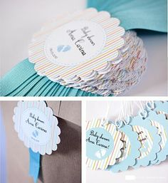 Project party studio » Un Baby Shower lleno de detalles!