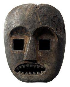 Kumu Mask 1