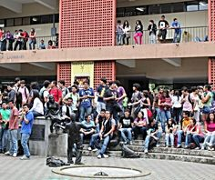 Visiting the Universidad de Costa Rica