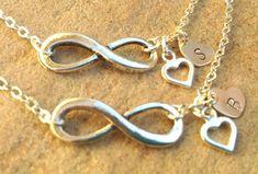 Infinity Bracelet Mom and Daughter Bracelets by natashaaloha, $32.00