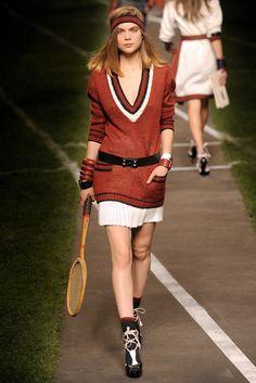 Hermès Spring/Summer 2010 RTW.