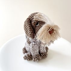 Excited to share this item from my #etsy shop: Customizable GERMAN WIREHAIRED POINTER crochet amigurumi, crochet dog, amigurumi dog, German Wirehaired pointer gift, gift for kids German Wirehaired Pointer Puppy, Gifts For Kids, Great Gifts, Pointer Puppies, Toy Sale, Jelly Beans, Pointers, Dog Lovers, Teddy Bear