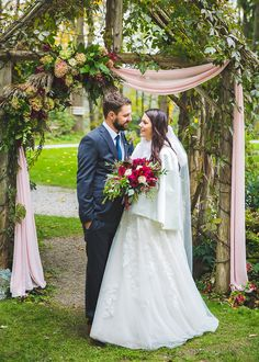 Northbrook Farm wedding photo by KinMor Studios - Muskoka, Orillia Farm Wedding Photos, Studios, Weddings, Wedding Dresses, Fashion, Bride Dresses, Moda, Bridal Gowns, Wedding Dressses