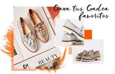 ¡Te regalamos tus GADEA favoritos de la colección Spring Summer 2017! Space, Spring, Beautiful, Shoes, Ideas, Prize Draw, Home, Floor Space, Shoe