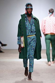 Male Fashion Trends: Imprint Fall-Winter 2017 - South Africa Menswear Week